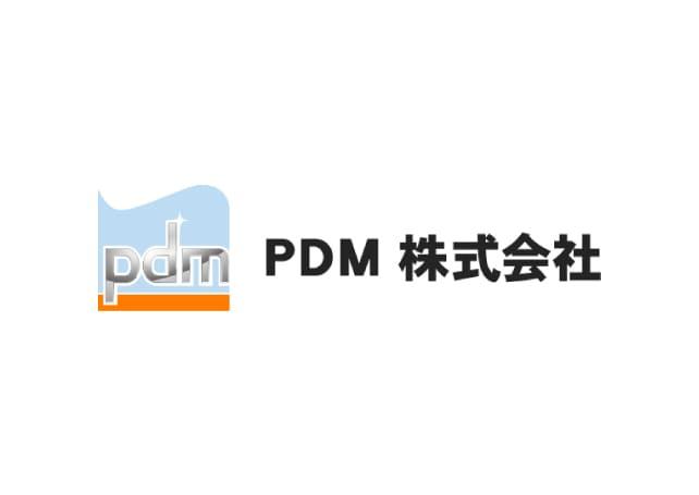 PDM株式会社様ロゴ
