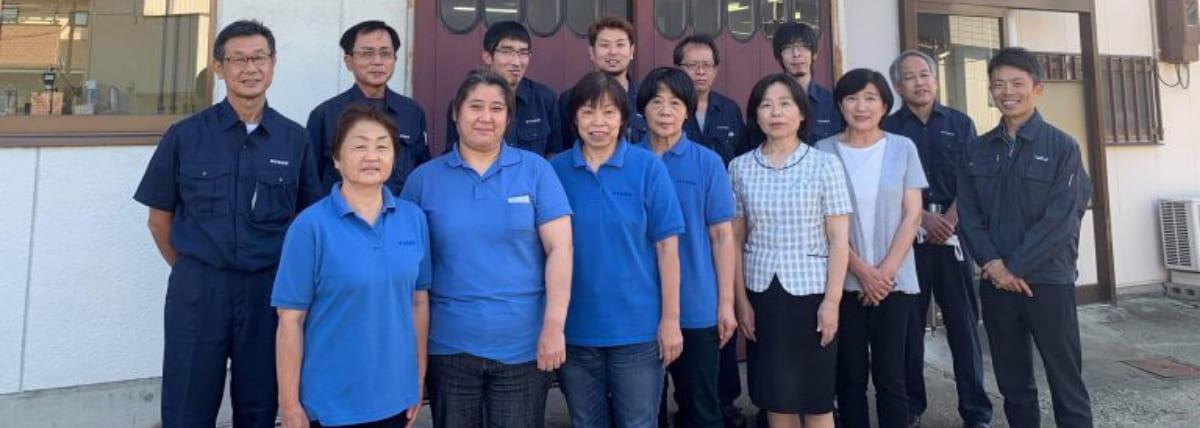 野村精機株式会社,従業員写真